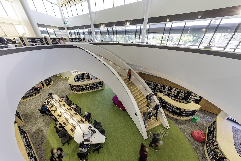 Community Library Trevor Mein