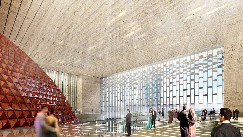 ATATURK CULTURAL CENTER, ISTANBUL TABANLIOGLU ARCHITECTS