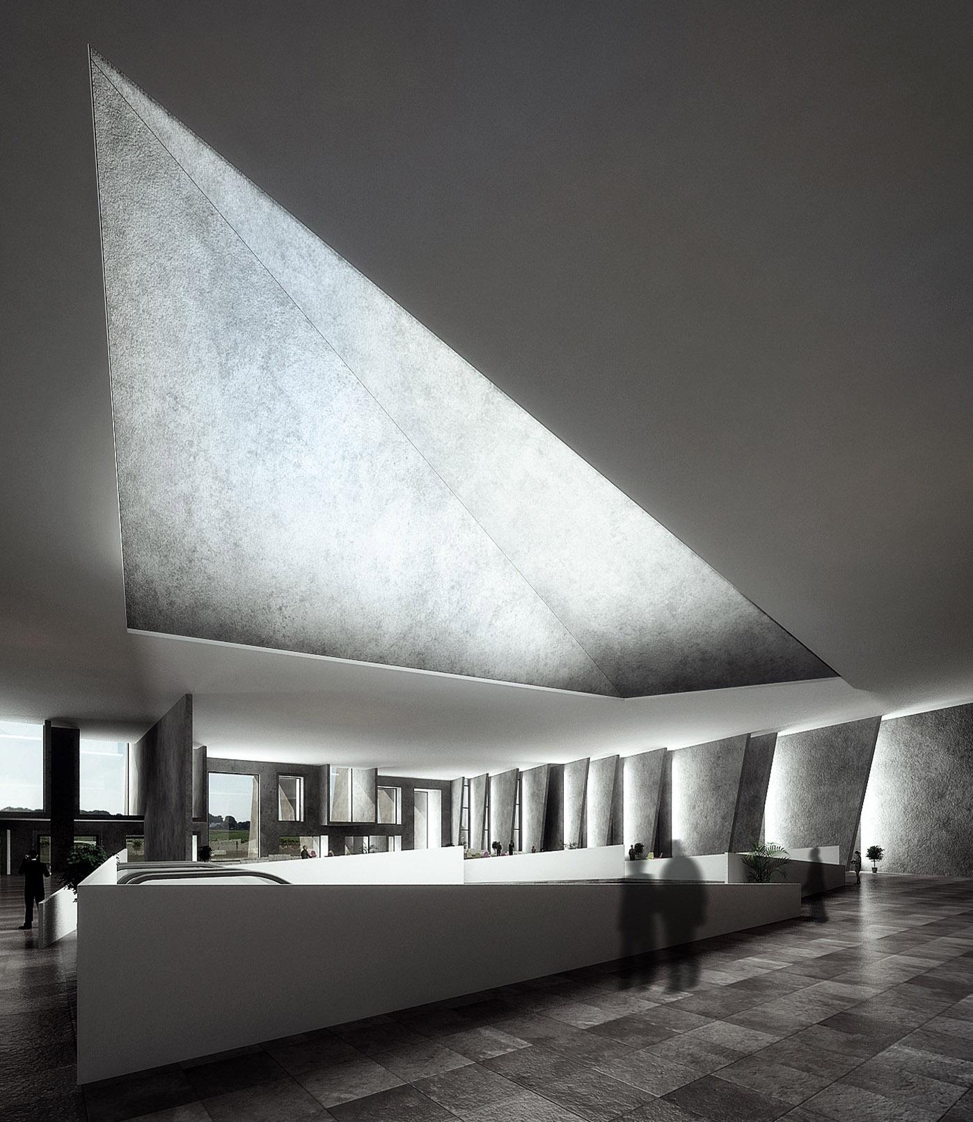 INTERNAL VIEW sanjay puri architects