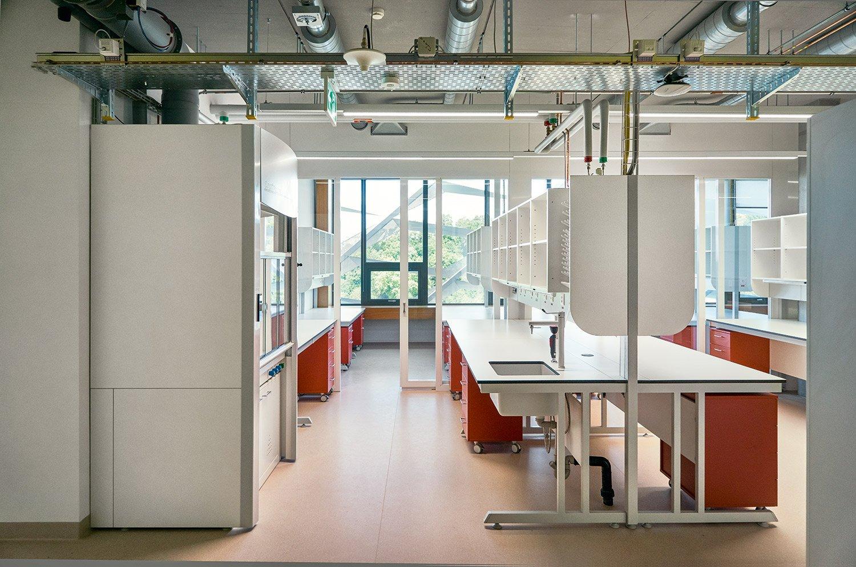 Laboratory David Matthiessen