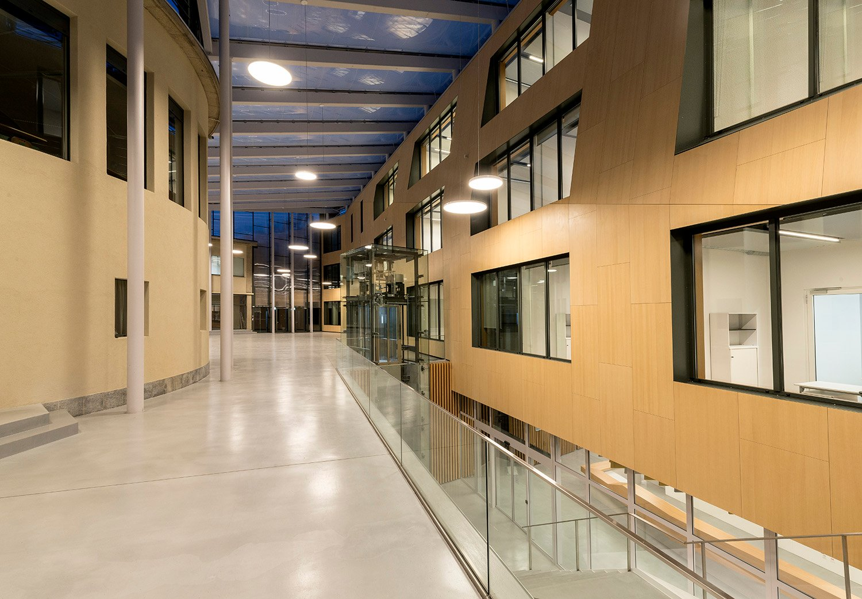 Hallway David Matthiessen