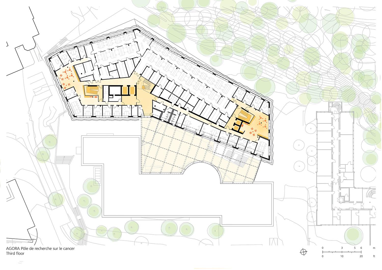 Floor Plan Third Floor b#}