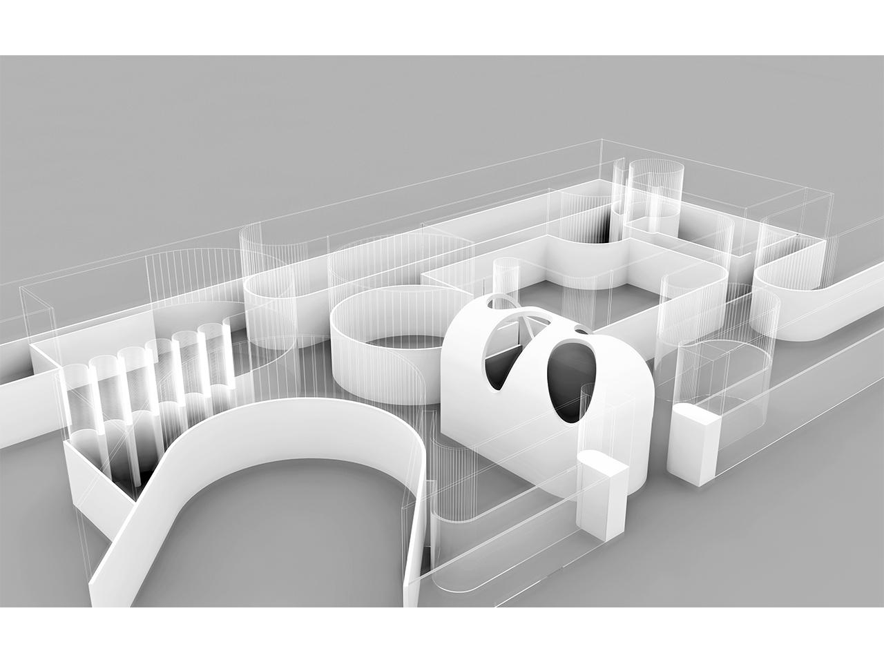 Conceptual plan PONE ARCHITECTURE}