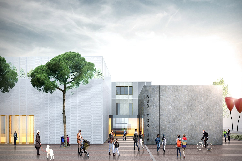 palestra e auditorium areaprogetti