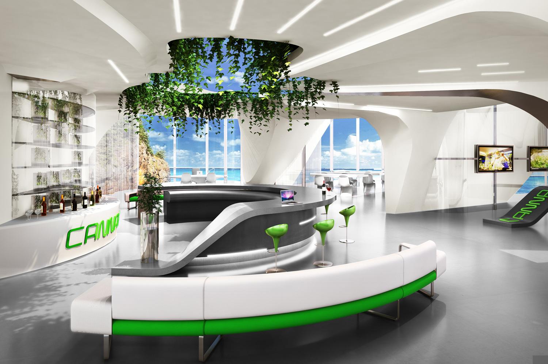 ren03 Ariel Isaac Franco Architecture Studio