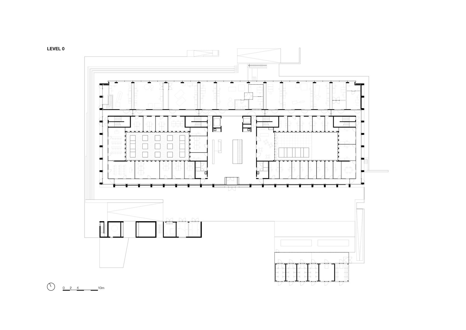 Floor plan 0 KAAN Architecten}