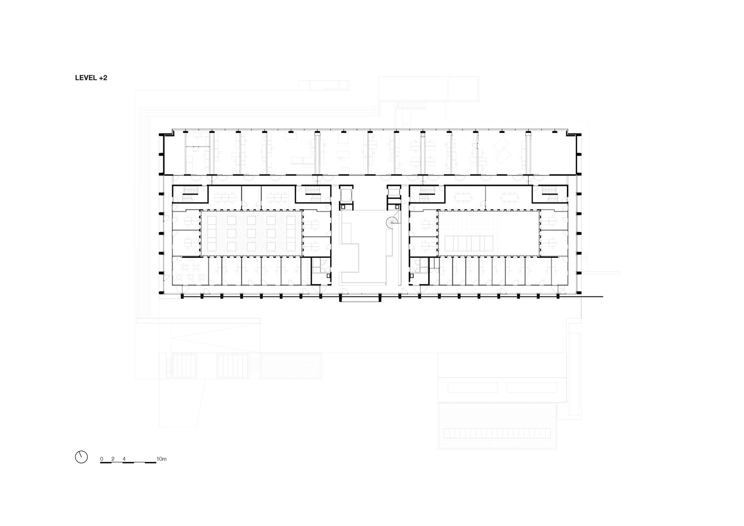 Floor plan 2 KAAN Architecten}