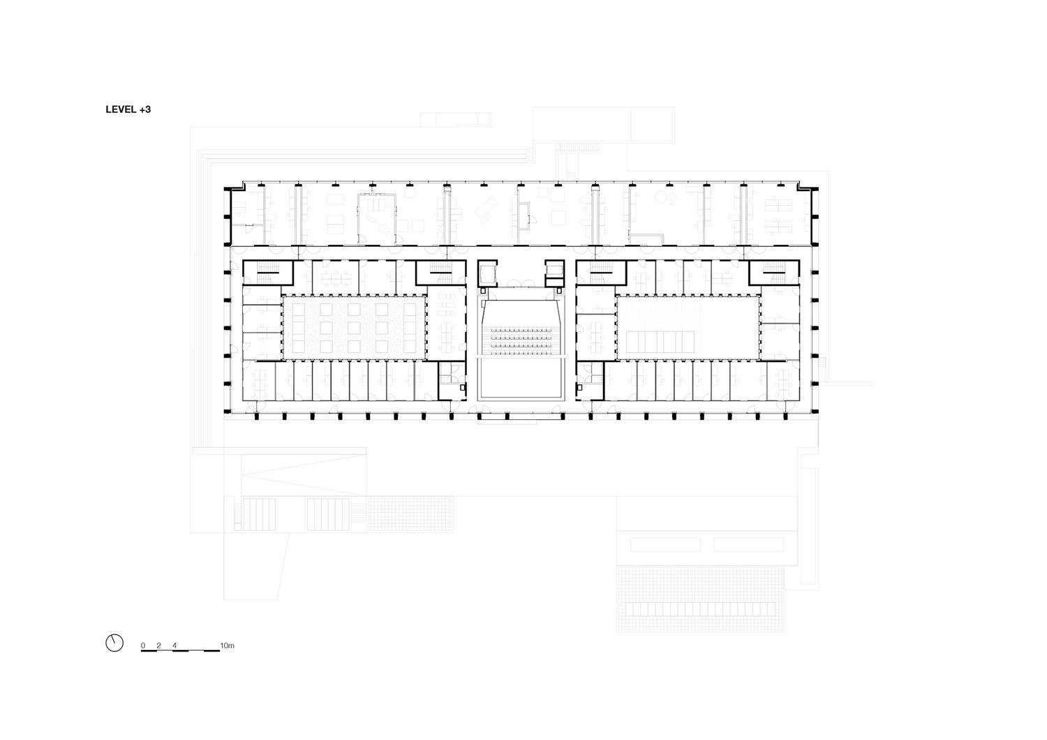 Floor plan 3 KAAN Architecten}
