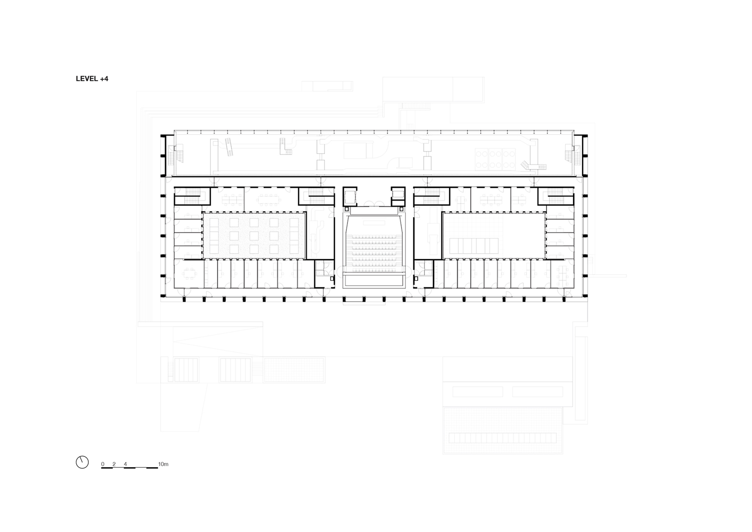 Floor plan 4 KAAN Architecten}