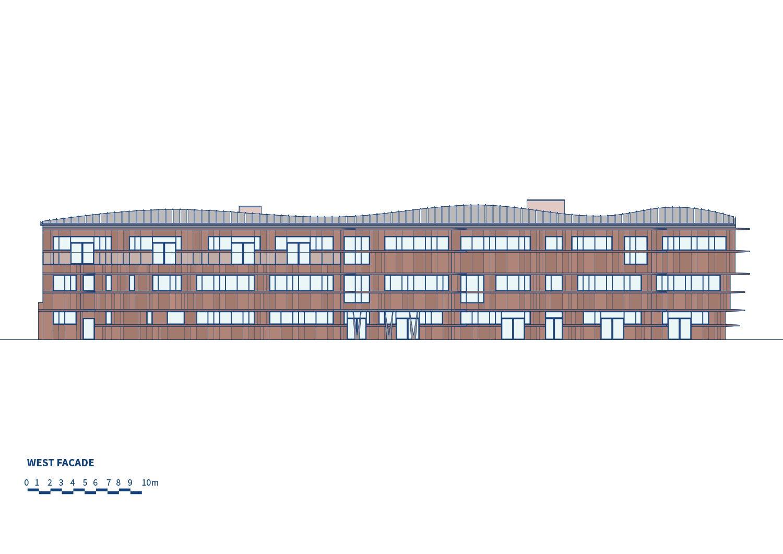 west facade Settanta7}