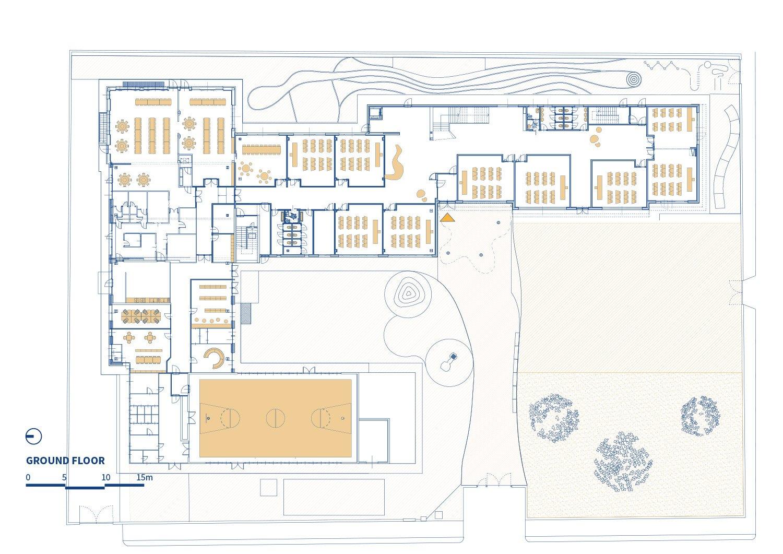 ground floor Settanta7}