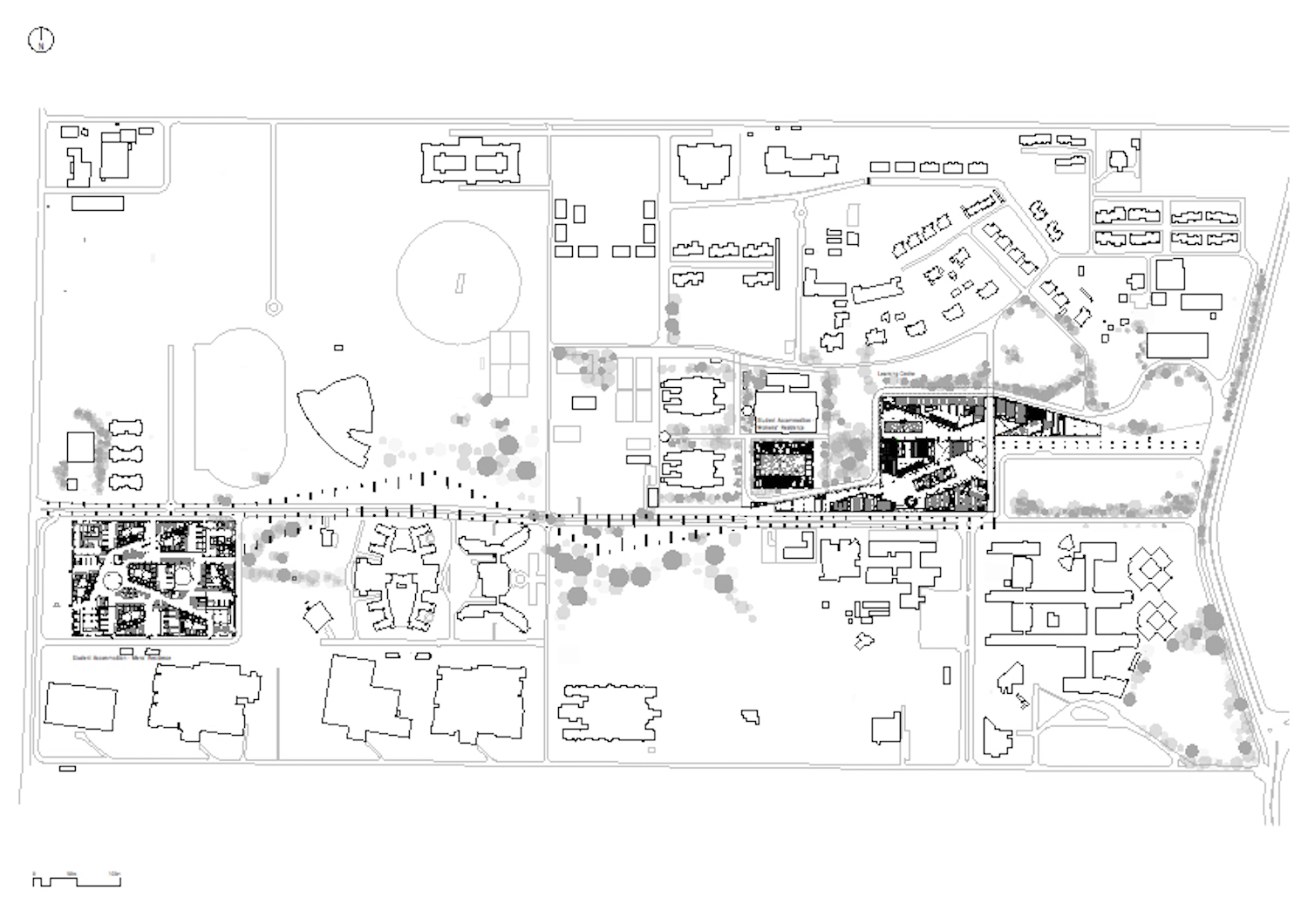 Site Plan McCullough Mulvin}