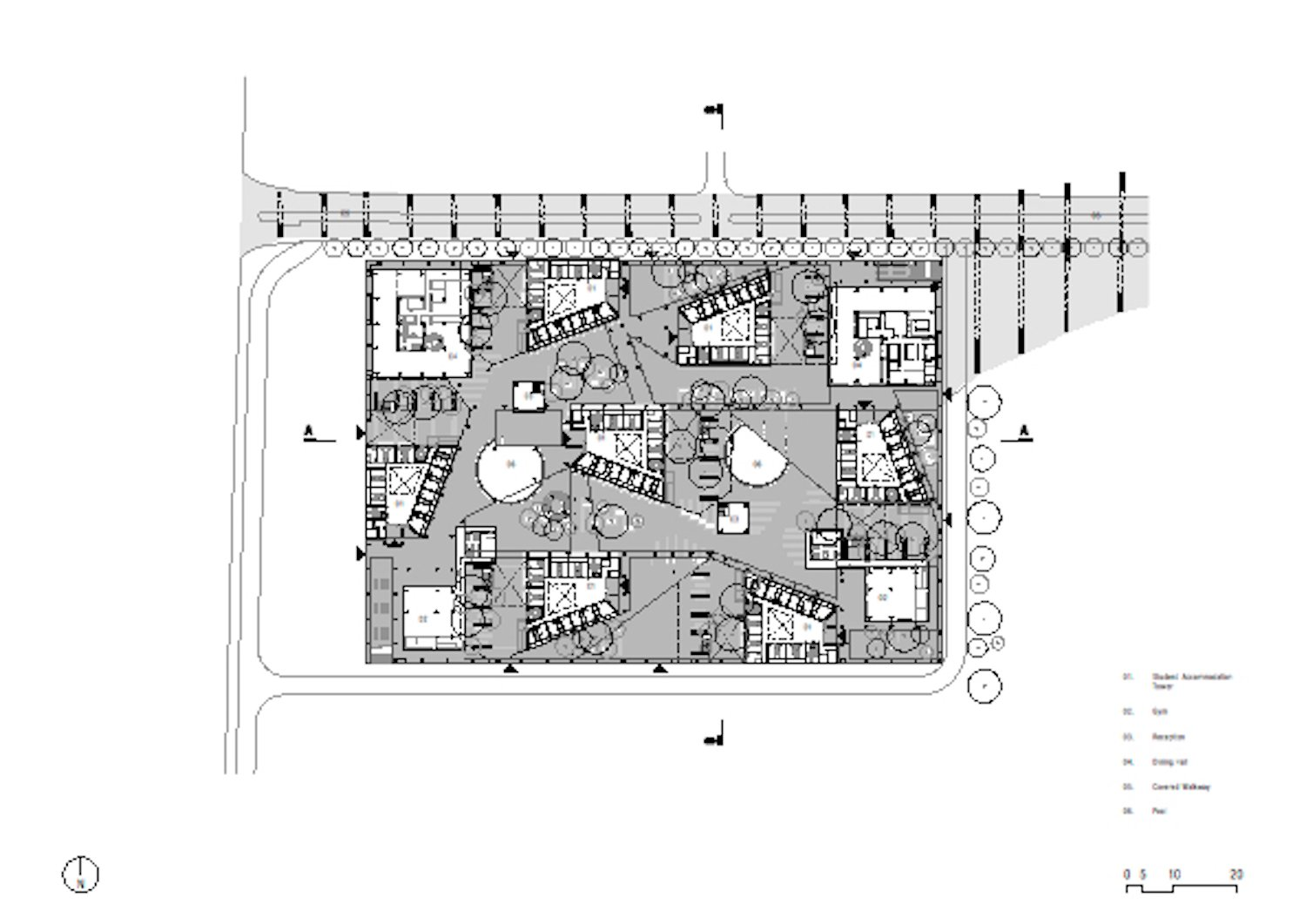 Ground Level Plans McCullough Mulvin}