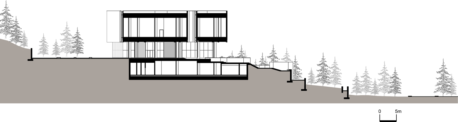 Section Erkal Architects}