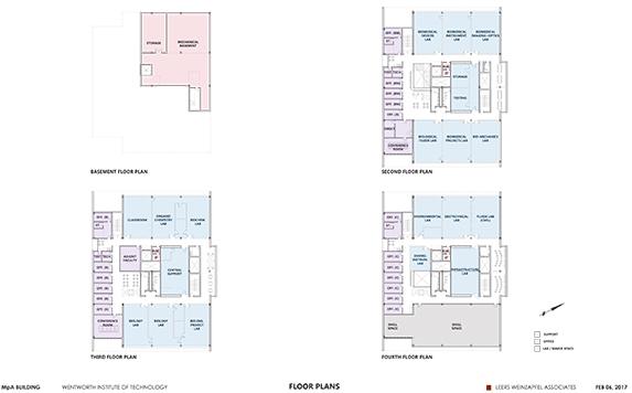 Floor Plans Leers Weinzapfel Associates}