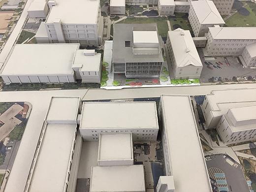 Building Model in Context Leers Weinzapfel Associates}