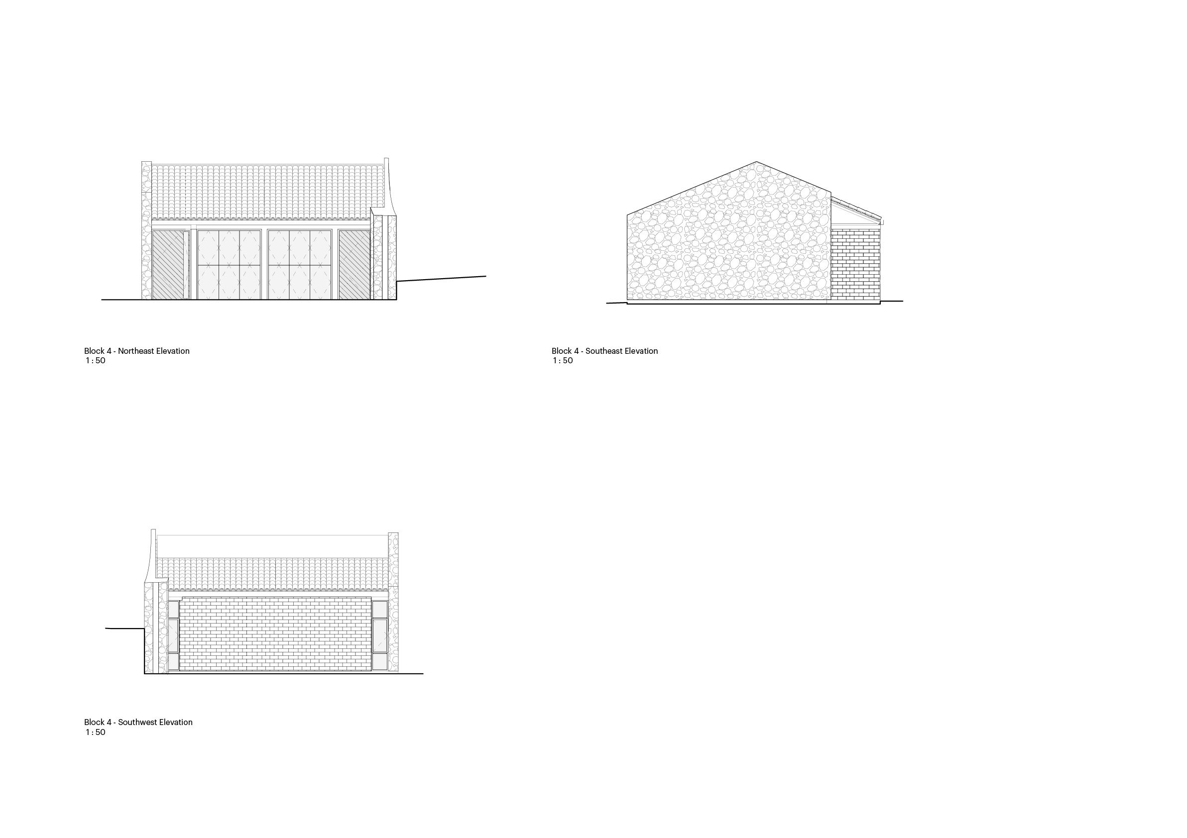 Block 4 Elevations MASS Design Group}