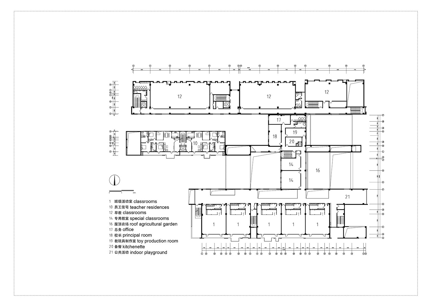 level 3 plan Interval Architects}