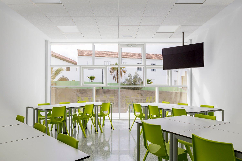 REMODELLING FOR BRAINS SCHOOL SIMÓN GARCÍA ASENCIO