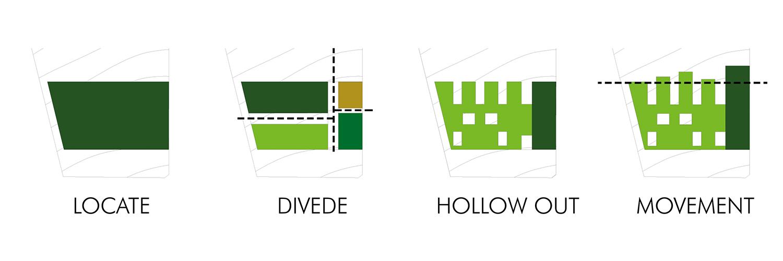 Architectural sketch studioVRA (Rubén García Rubio & Sonsoles Vela)}
