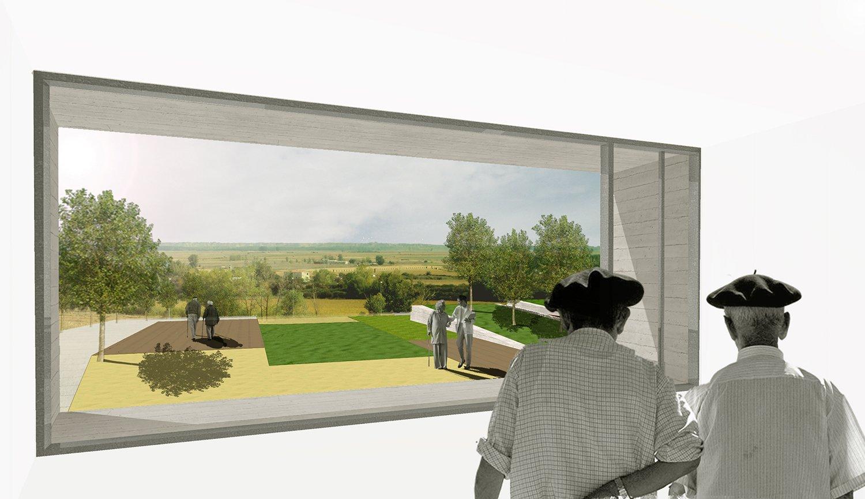 Classroom View studioVRA (Rubén García Rubio & Sonsoles Vela)}
