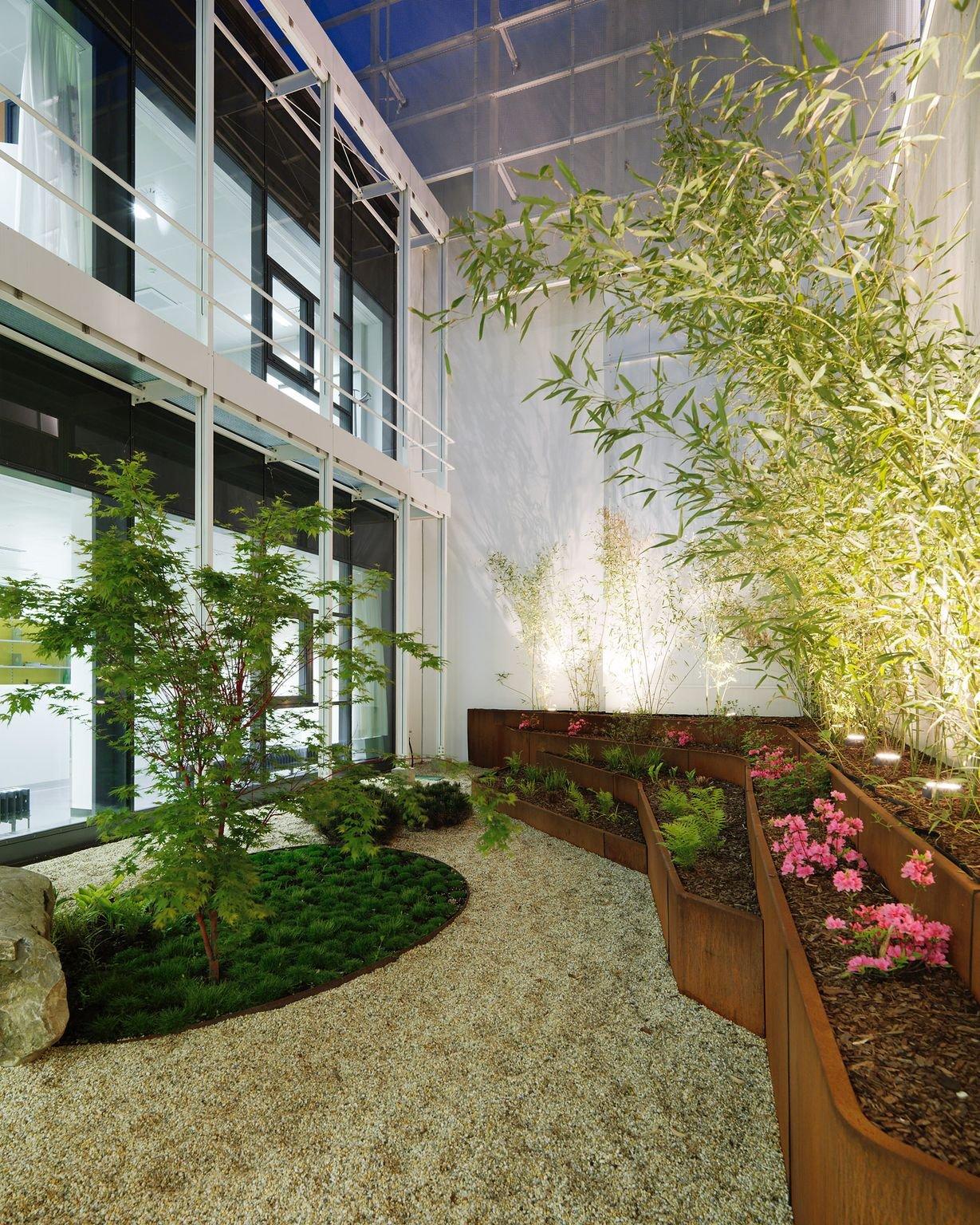 Inner Courtyard Ernst Giselbrecht / Paul Ott
