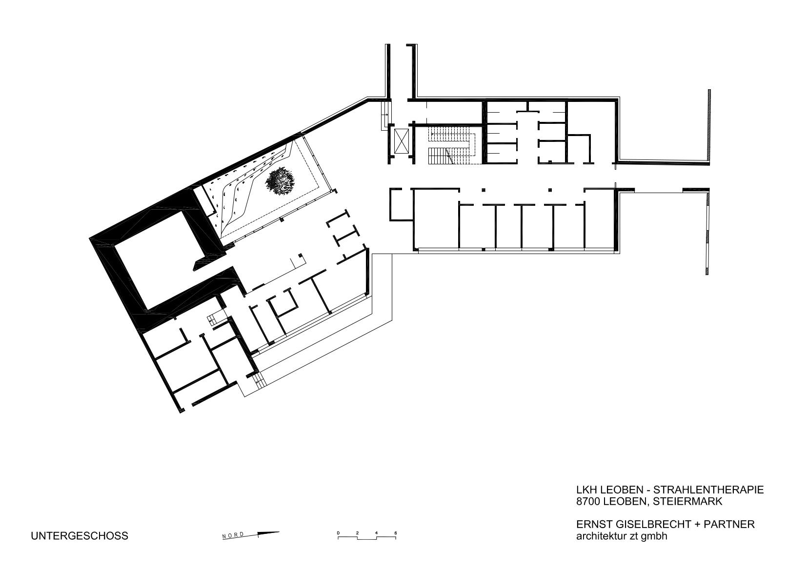 Lower Floor Giselbrecht+Partner}