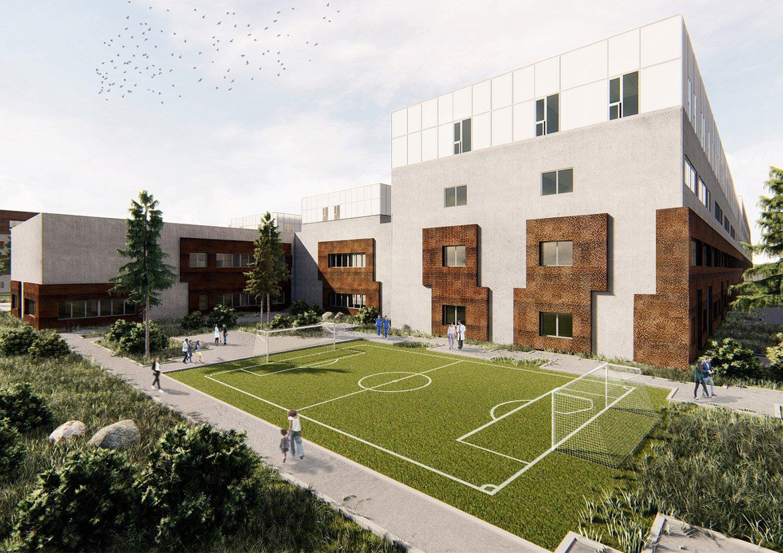Edificio DP05 ATIproject
