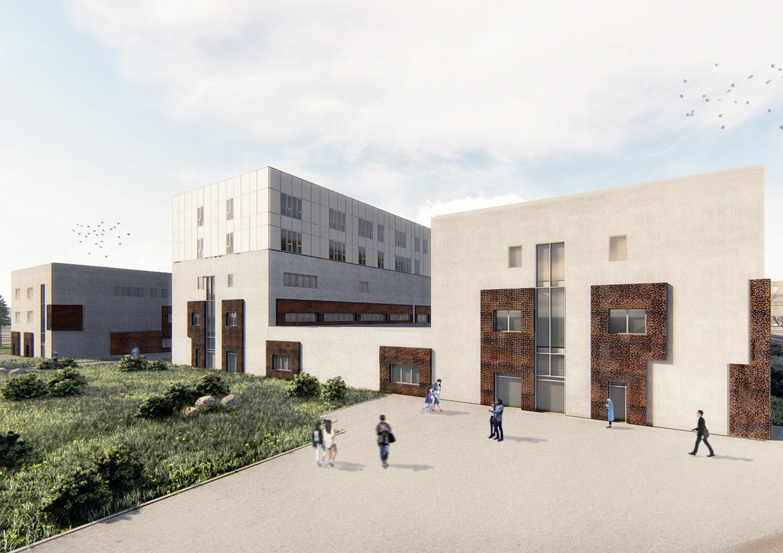 Edificio DP08 ATIproject