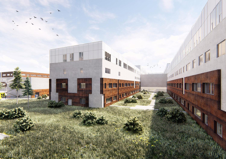 Edificio DP07 ATIproject