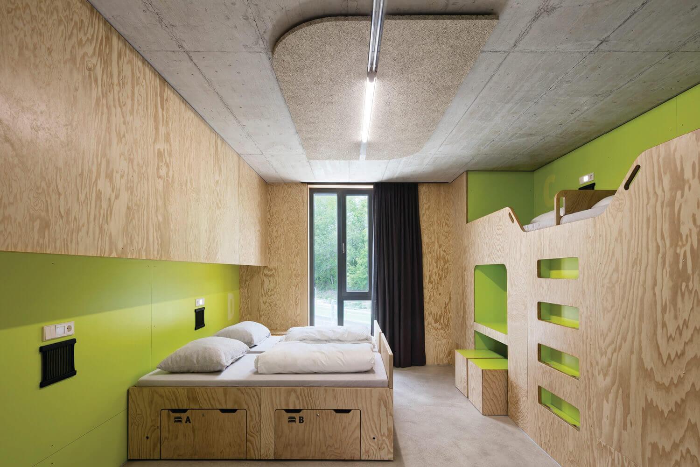 Modular Bedroom Unit 1 W.Huthmacher