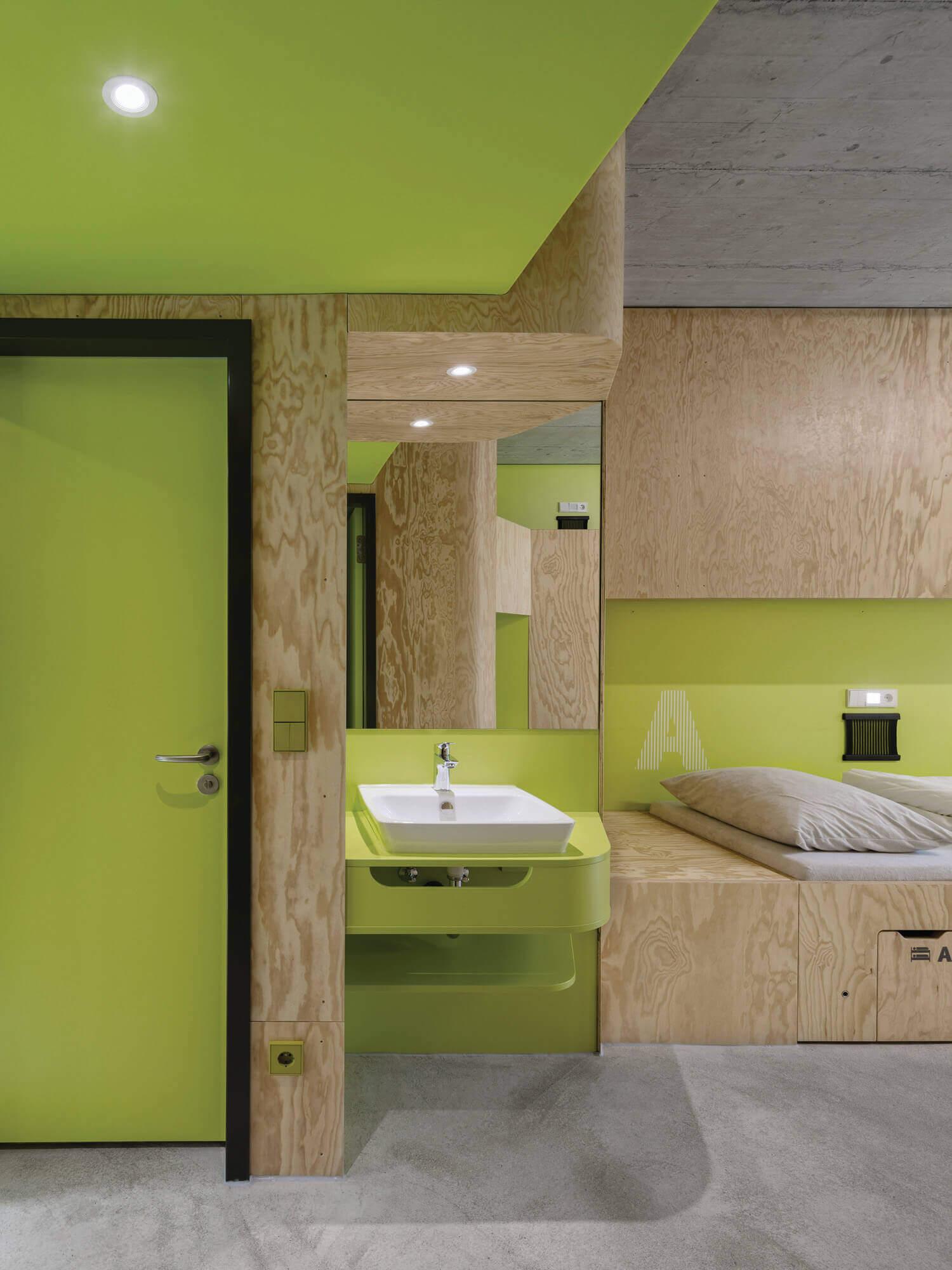 Modular Bedroom Unit 2 W.Huthmacher