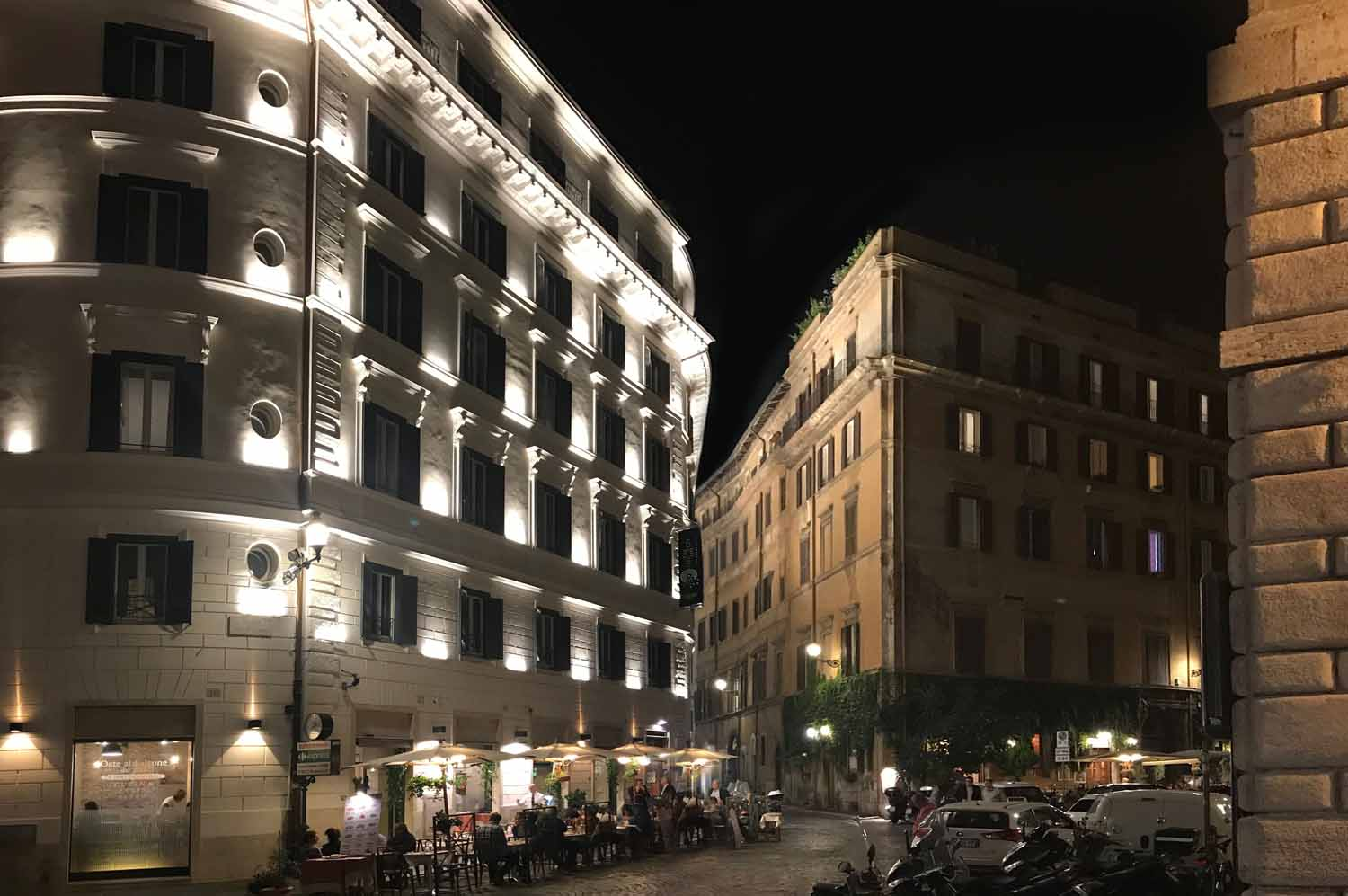The Pantheon Iconic Rome Hotel_External_Architecture Andrea Martiradonna