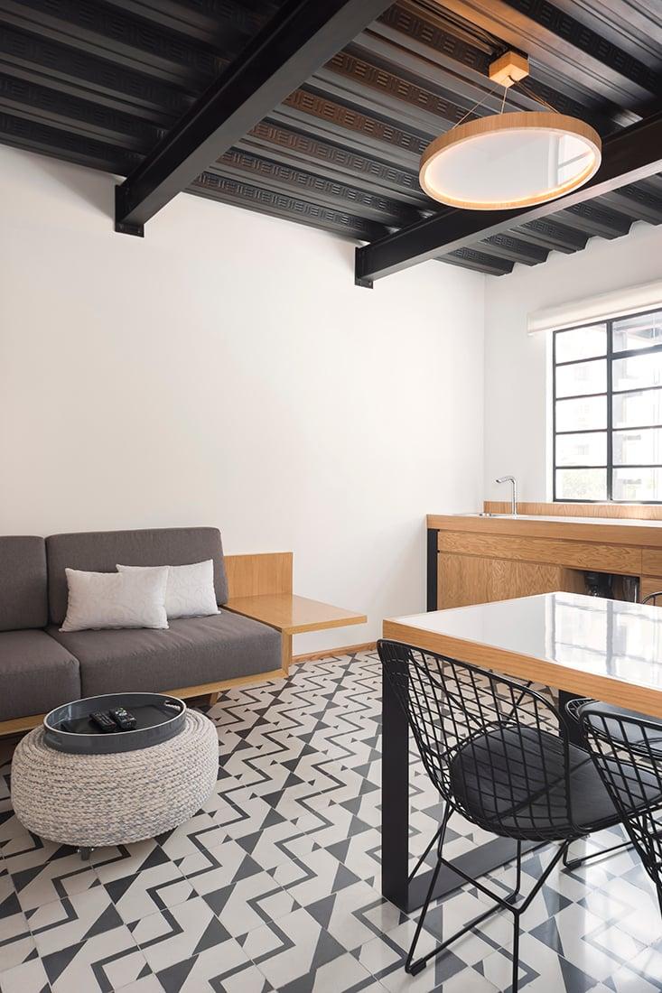 Suites Luis Gallardo / LGM Studio