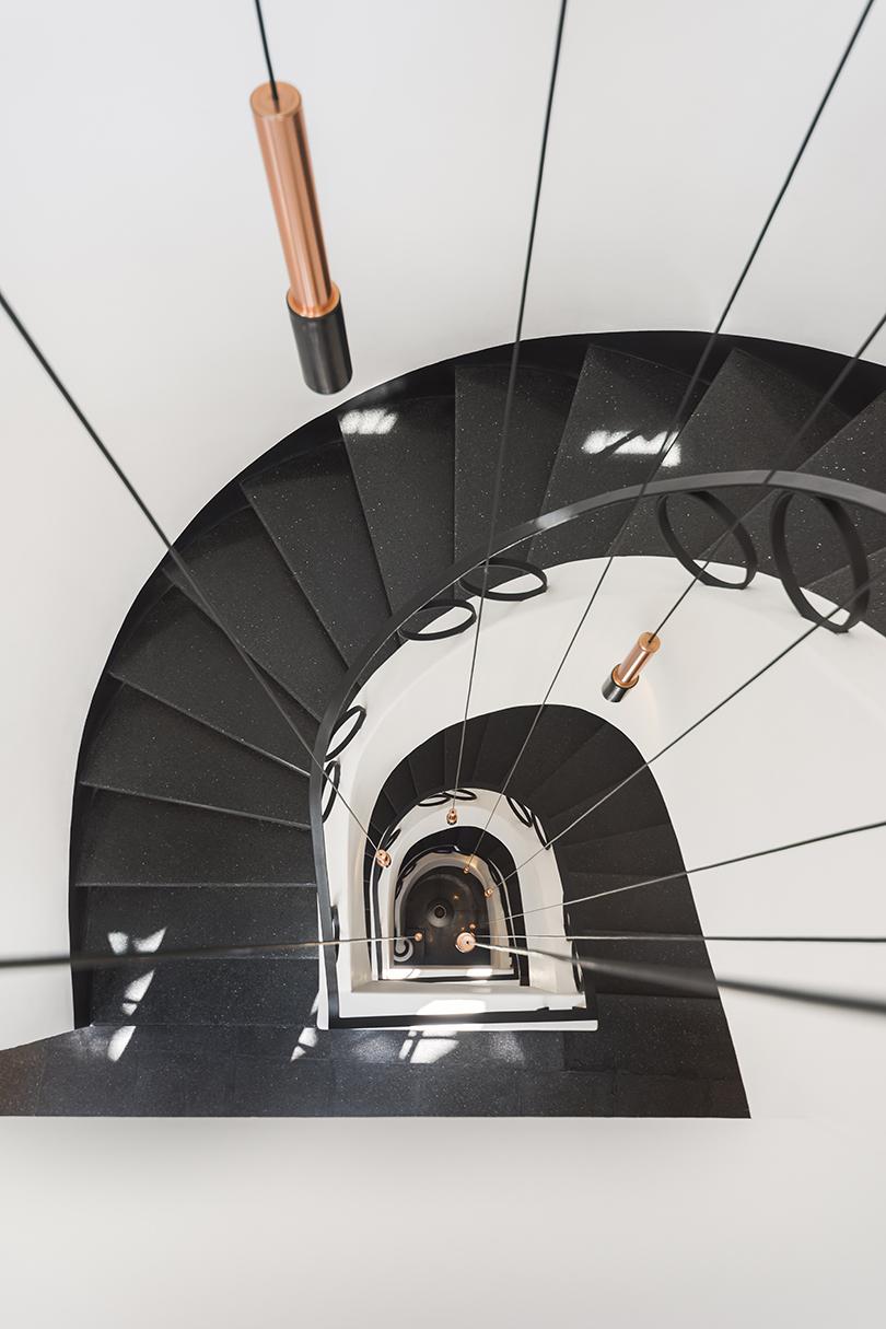 Staircase Luis Gallardo / LGM Studio