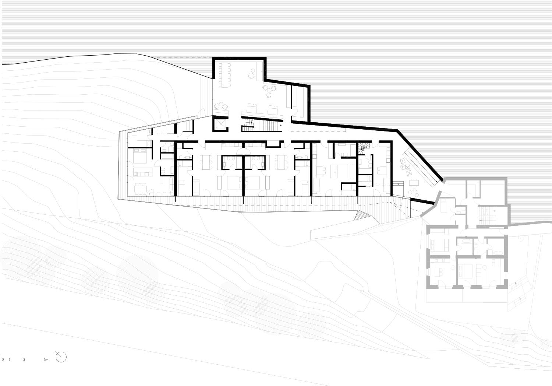 Floorplan Plasma studio}