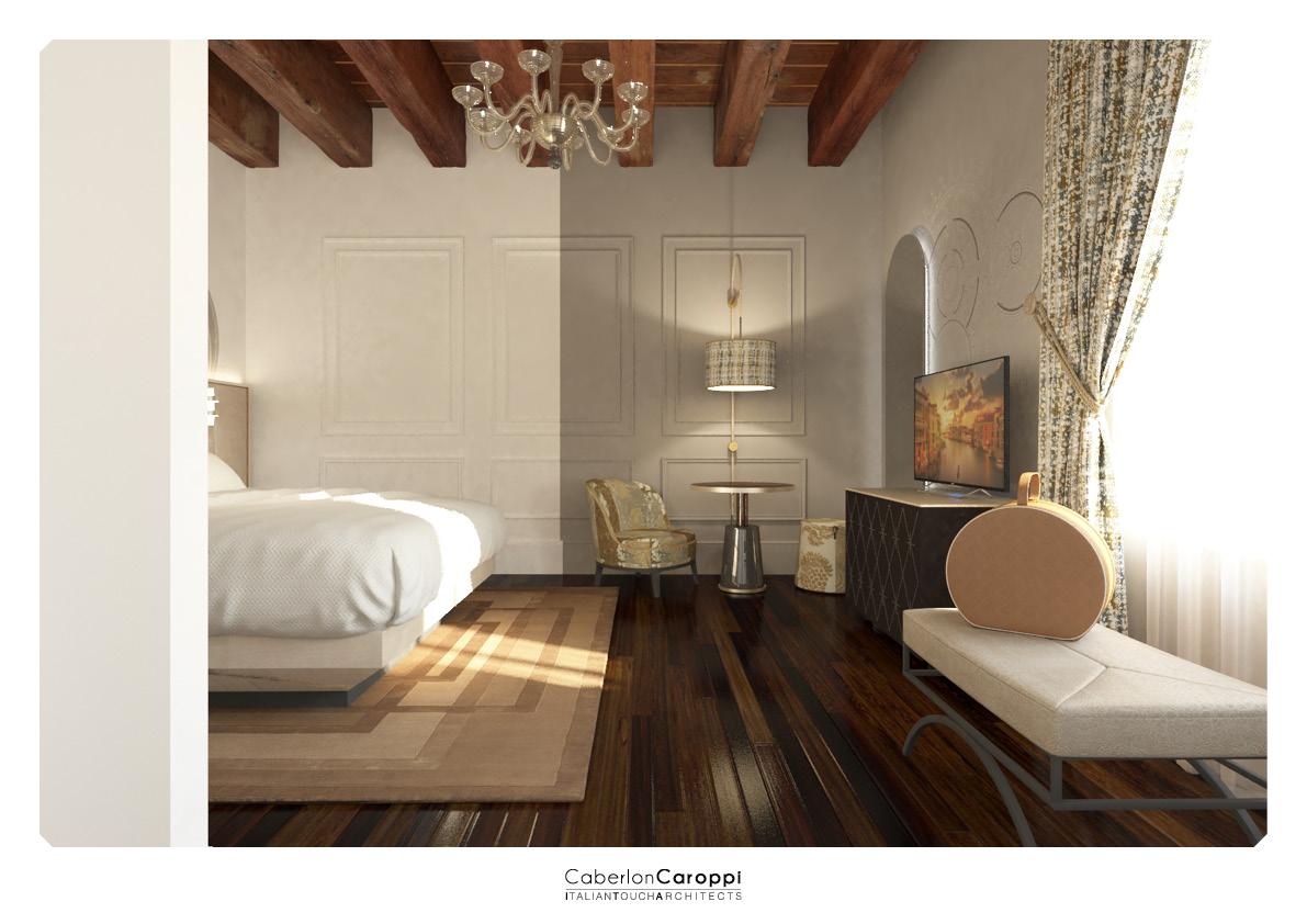 Hilton Molino Stucky- Render CaberlonCaroppi}