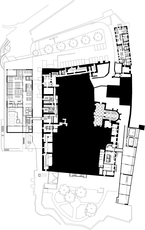 Floor Plan, Basement meyerschmitzmorkramer}