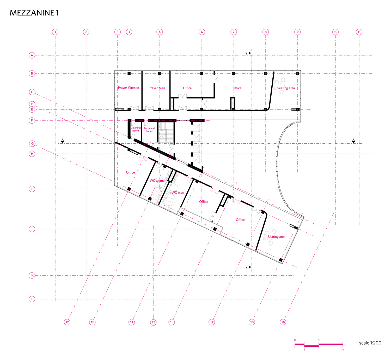 mezzanine 1 Spatialconnection(s)}