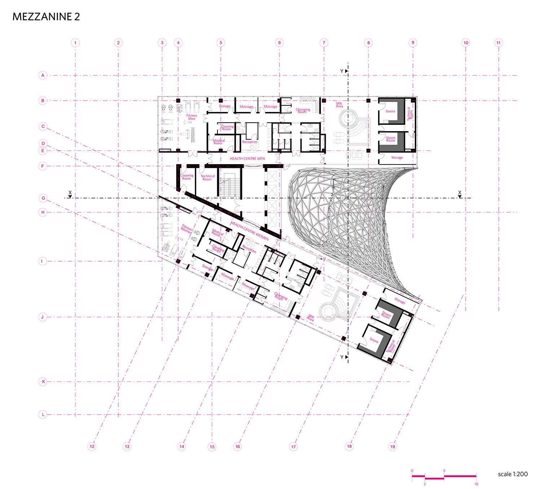 mezzanine 2 Spatialconnection(s)}
