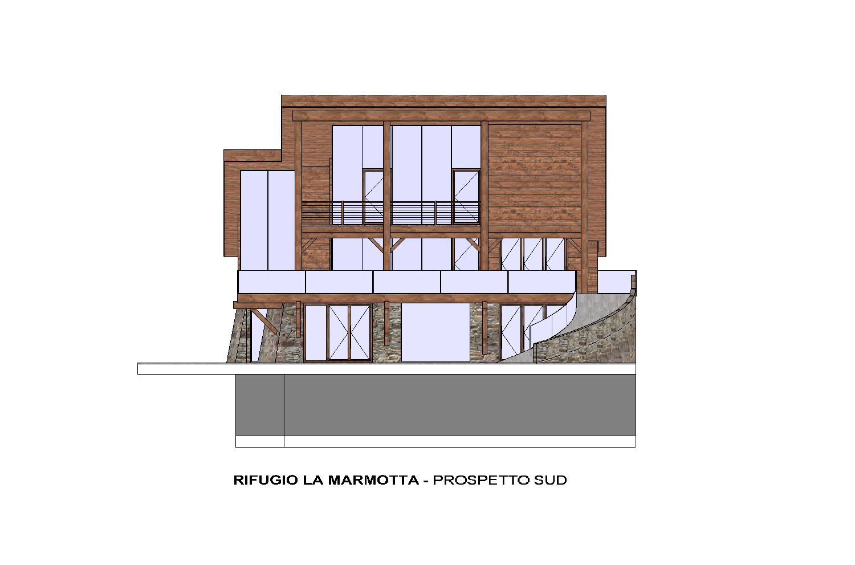 PROSPETTO SUD AB2ER architecture}