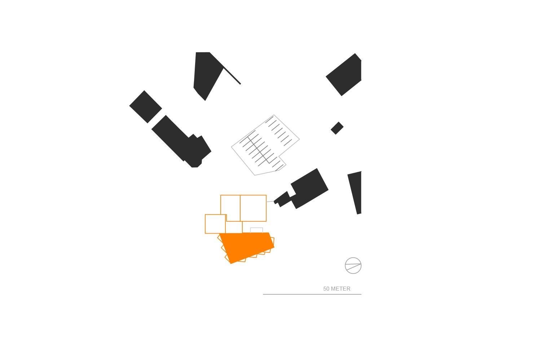 Site Plan Pedevilla Architects}