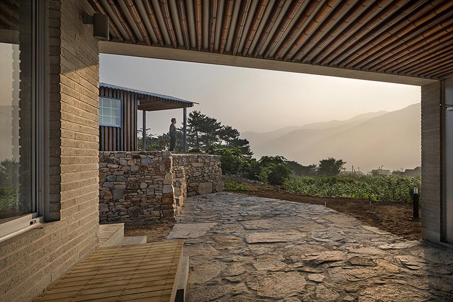 Entrance View Yoon Joonhwan