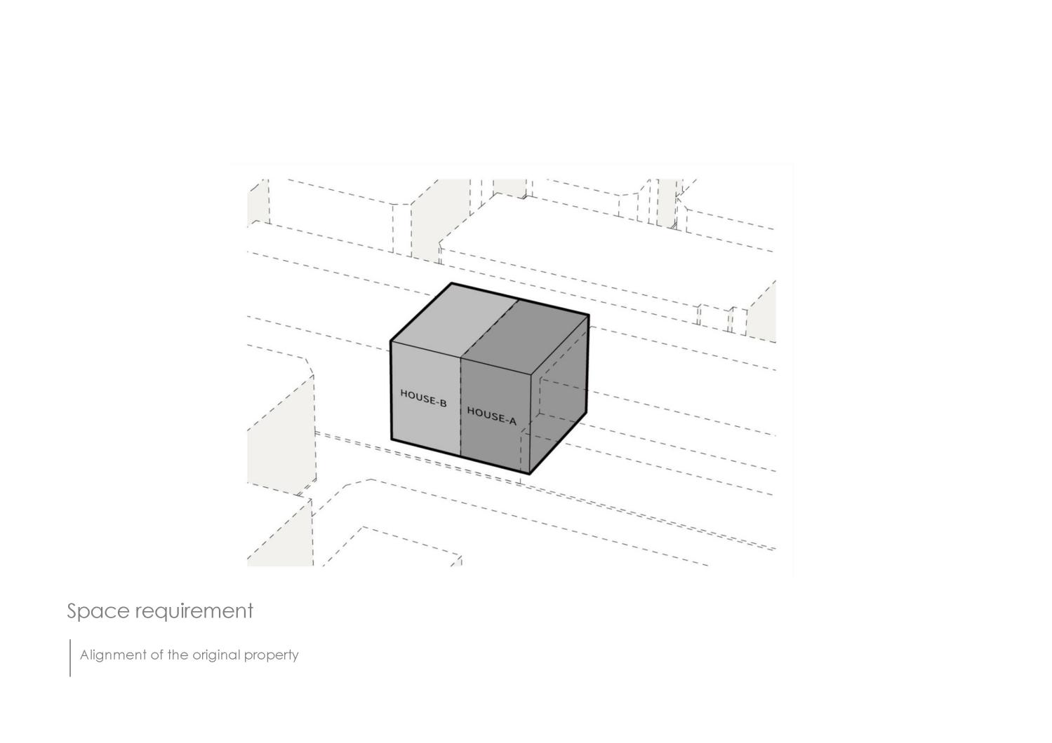 Space requirement Chain10 Architecture & Interior Design Institute}
