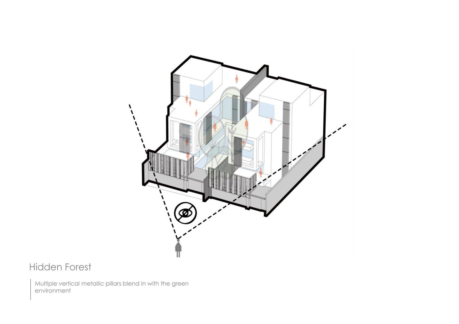 Hidden Forest Chain10 Architecture & Interior Design Institute}