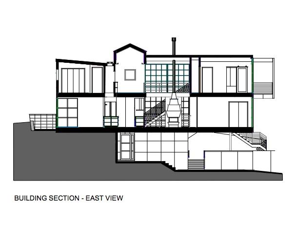 Building Section Nichols Design Associates, Inc.}