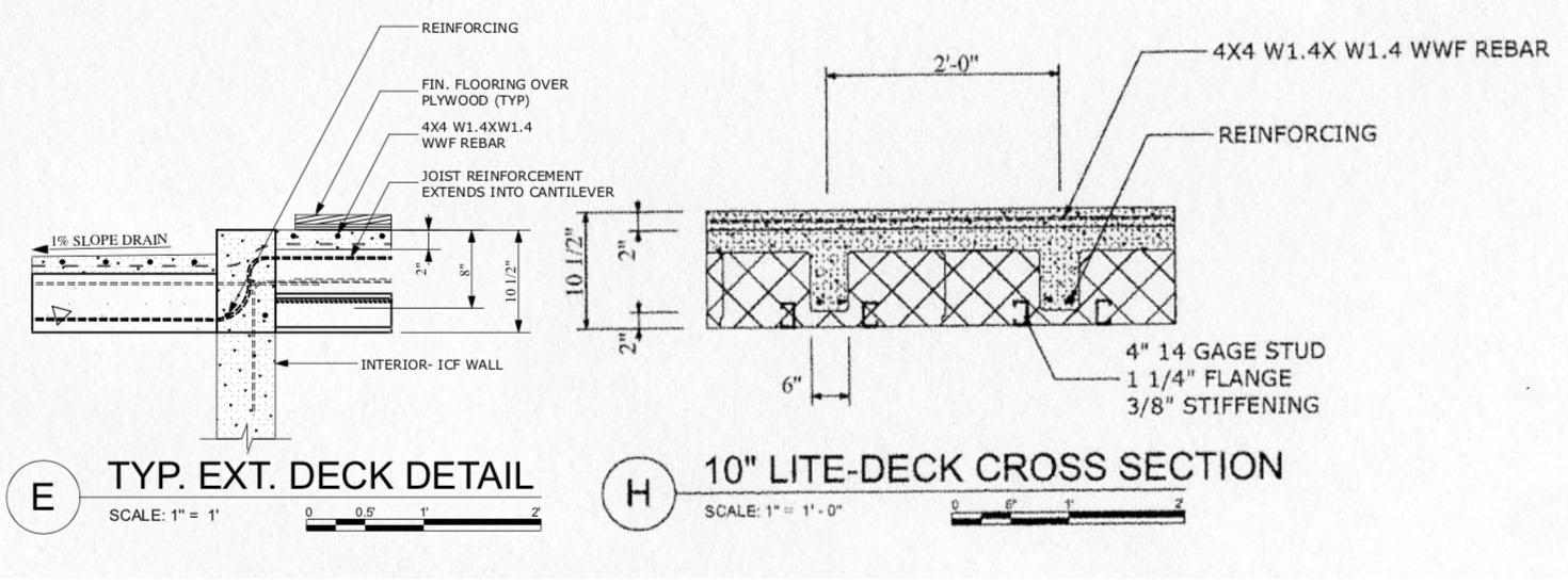 Deck Details Nichols Design Associates, Inc.}