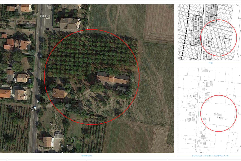 Inquadramento - Borgo Dei Ciliegi Binini Partners}