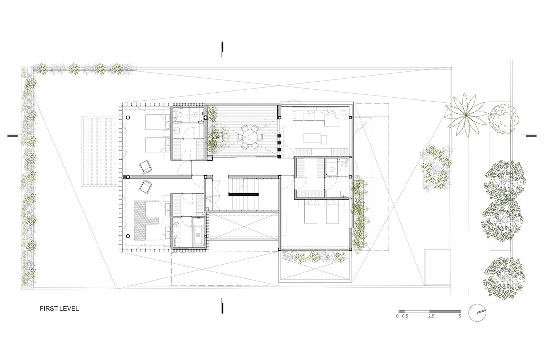 First level RIMA Arquitectura}