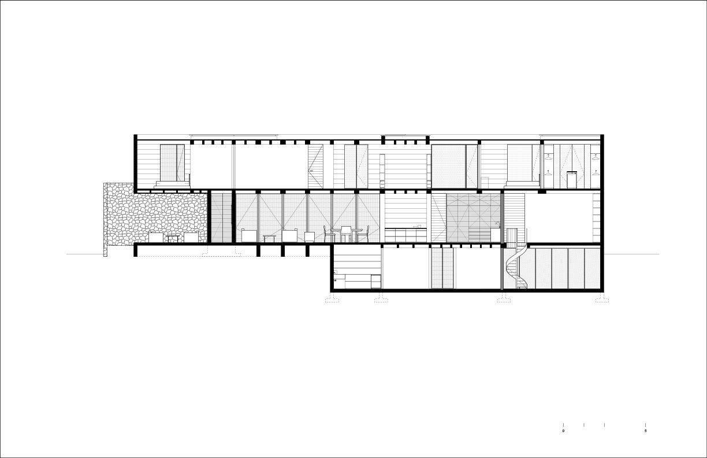 Section 01 Ignacio Urquiza, Bernardo Quinzaños, Centro de Colaboración Arquitectónica}